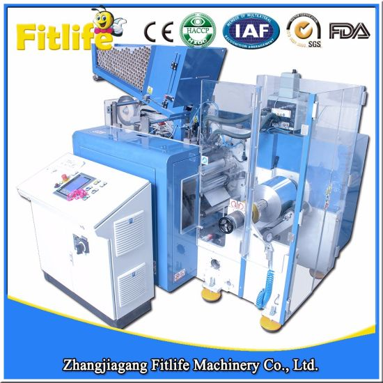 Full Automatic and New Aluminum Foil Rewinding Machine pictures & photos