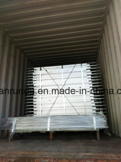 Galvanized Pedestrian Barrier Which Exported to USA pictures & photos