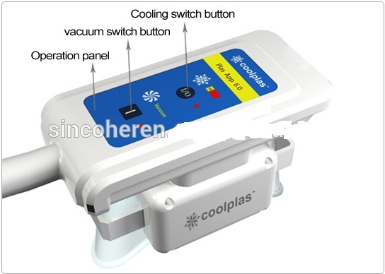 Cryolipolysis Coolplas Vacuum Anti Cellulite Coolsculpting Fat Freezing Body Contouring Machine pictures & photos