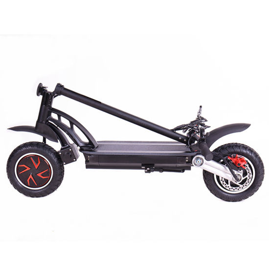 EU Warehouse Stock 7.5ah 3 Color Optional Strong E Power Long Range Dual Motor E-Scooter Electric Scooter