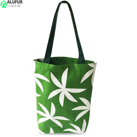 Cotton Barrel Bag with Logo Promotional