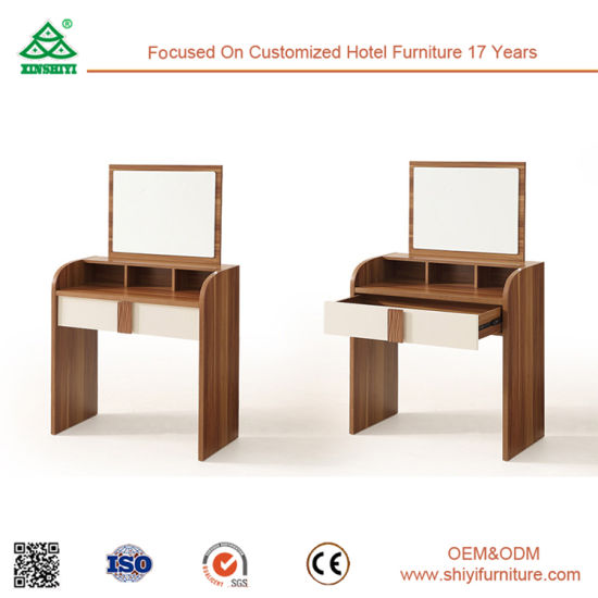 Wood Furniture French Style Design Dressing Table