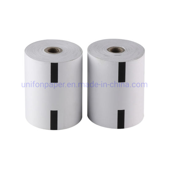 China Factory Blank and Printed Cash Register ATM Thermal Paper Rolls