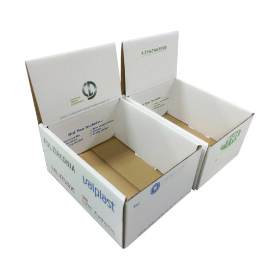 Original Design PDQ Corrugated Display Box pictures & photos