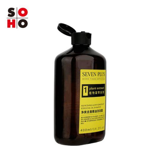 Private Label Natural Plant Essential Oil Nourishing Hair Shampoo 400ml