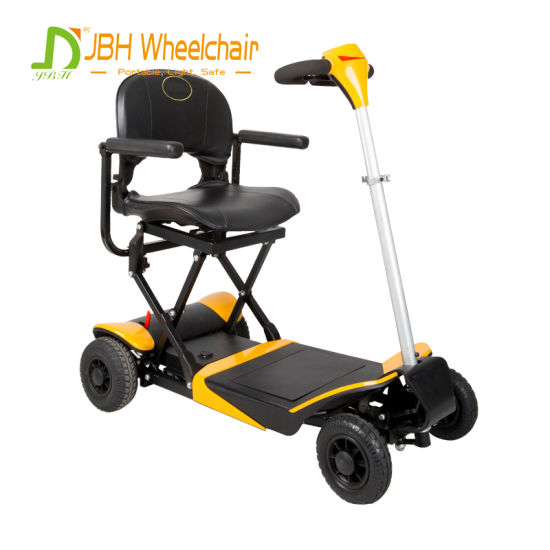 Cheap Self-Balance 4 Wheels Chinese Electric Scooter for Old Outdoor Use