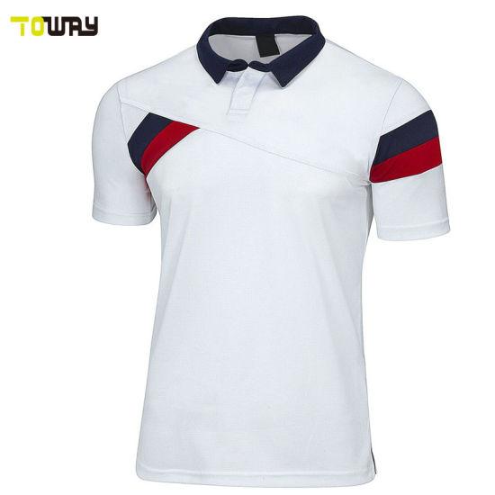 New Design Dry Fit Custom Polo Shirt