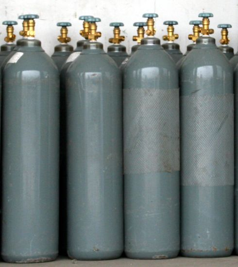Sterilant Gas Mixtures 20% Eo and 80% CO2