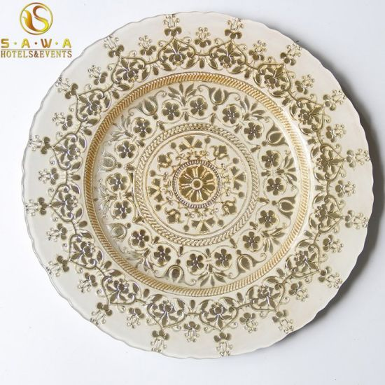 Plates For Sale >> Usefully Cheap Round Plastic Charger Plate For Sale In Guangzhou China