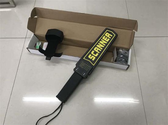 Anti-Shock Handheld Metal Detector Body Scanner