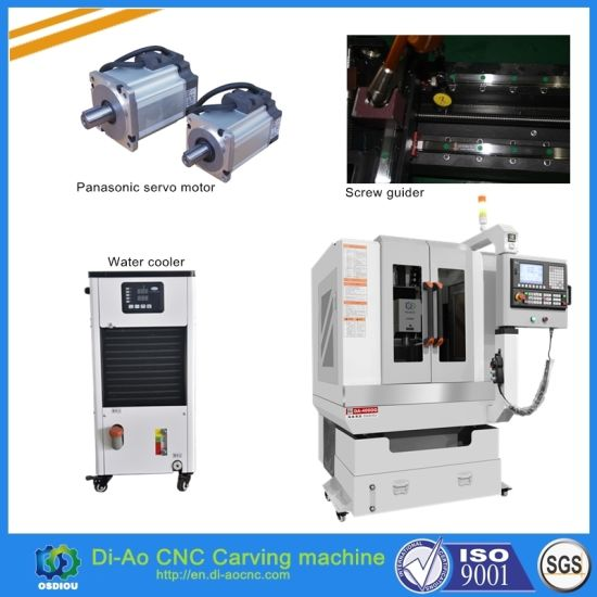Marble Construction Multi-Axial Metal Carving CNC Highlight Machine Tool