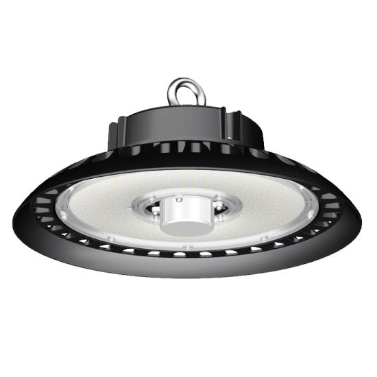 5 Year Warranty 100W/150W/200W Microwave Sensor Industrial UFO LED High Bay Light