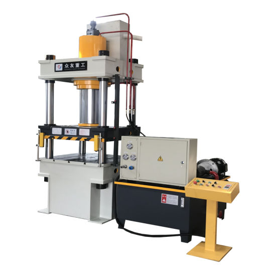 Hot Sale 150 Ton Four 4 Column Hydraulic Press Machine Price