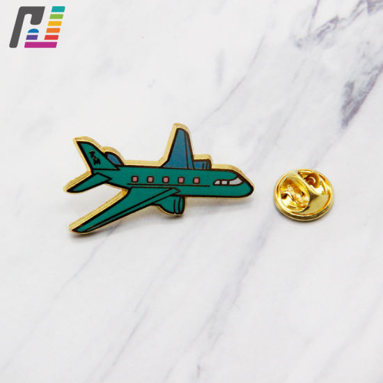 Lapel Pin Manufacturers Low MOQ Custom Logo Enamel Lapel Pin for Souvenir pictures & photos