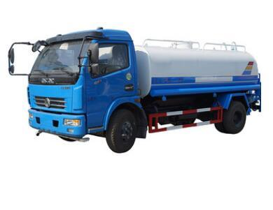 Duolika 5-7 Cubic Meters 4X2 Powerful Water Transport Truck Water Truck  Dimensions