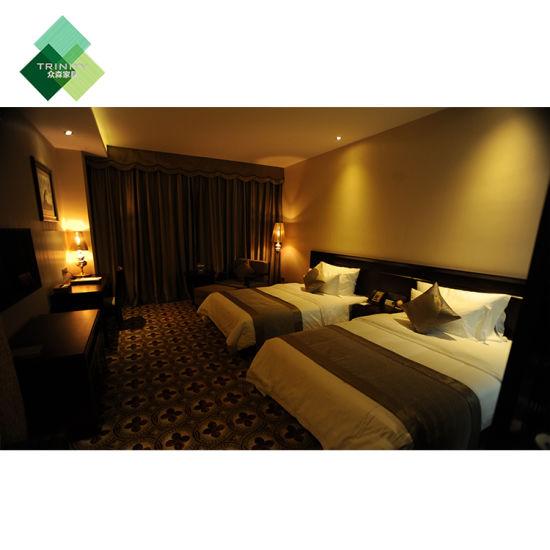 Modern Hotel Furniture Equipments Sets For Hotel Bedroom Designs
