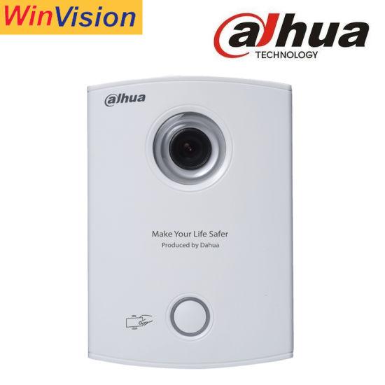 Dahua Remote Intercom HD CMOS Camera Video Doorbell Vto6100c
