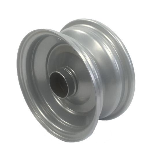 8X3.75 Steel Wheel Rim for Lawn and Garden Machine