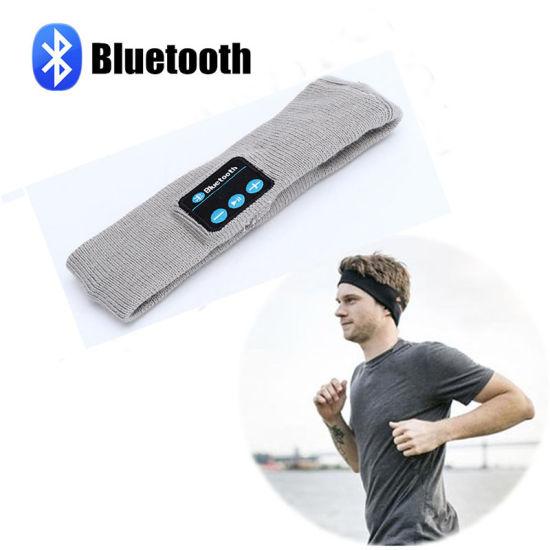 Z3 Wholesale High Quality Wireless Headband Fashion Knit Z3 Sport Bluetooth Headset