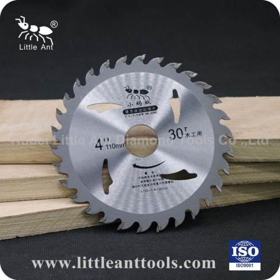 4''-12'' High-Efficient Circular Carbide Tct Saw Blade for Cutting Tool