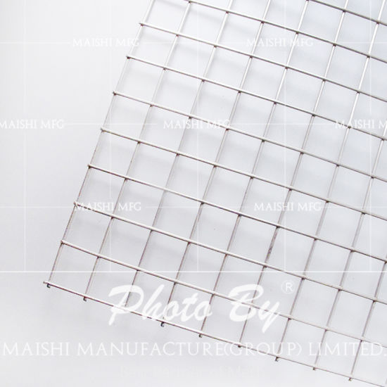 China Stainless Steel Welded Wire Mesh - China Stainless Steel ...