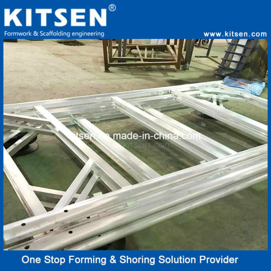 Factory Direct Supply Aluminum Scaffold Ladder Frames