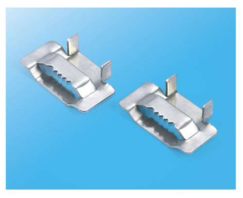 New Design 304 Stainless Steel Ear-Lokt Type Buckle