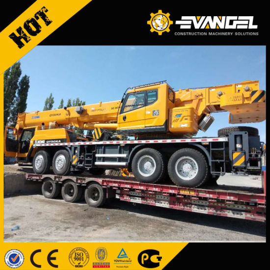 XCMG Truck Crane Hydraulic Mobile Pickup Crane Qy25K5-I Domestic 5/Tier V/Tier 5/European Emission Standard EU 5 to Ukraine