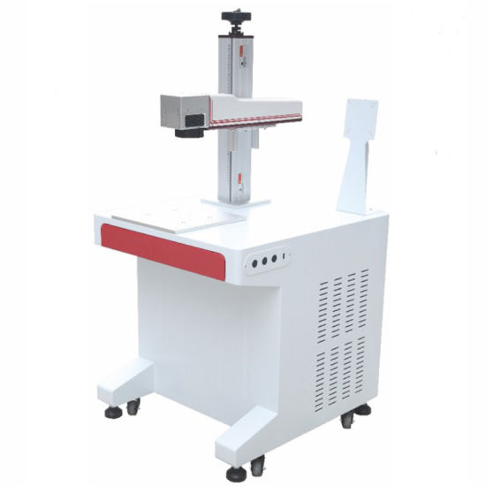 Factory Supply Optical Fiber Laser Marking/Print Machine