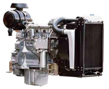 Water Cooled Deutz Generator and Pump Diesel Engine (BF4M1013) pictures & photos