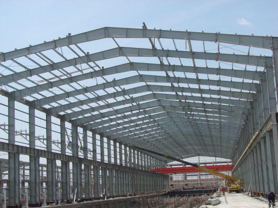 China Epoxy Zinc Rich Painted Peb Steel Structure China