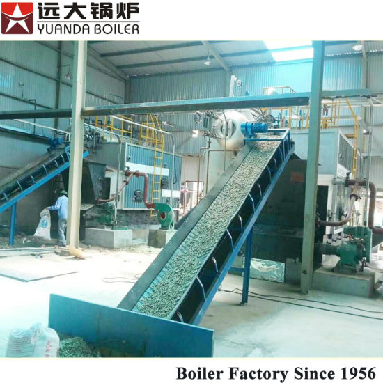 China Best Price of Double-Drum Water Tube Steam Boiler - China ...
