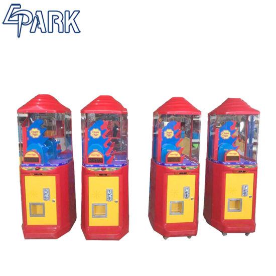 3a0c5f84b6 Kids Lollipop Vending Machine Chupa Chups Game Machine Arcade Turntable  Prize Game Machine for Sale