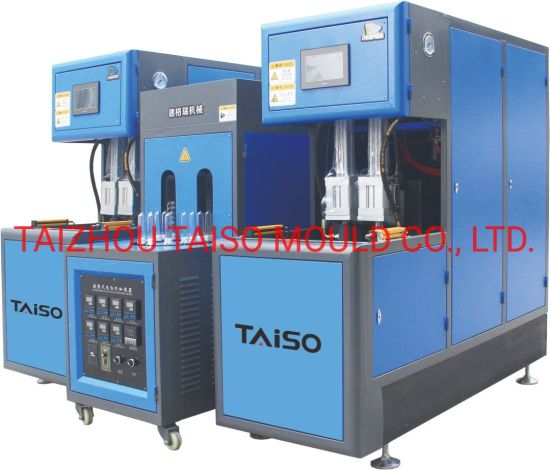 Semiautomatic Water Bottle Blow/Blowing Machinery/Plastic Machine/Plastic Machinery/Plastic Injection Moulding Machine/Pet Bottle Blow Moulding Machine with CE