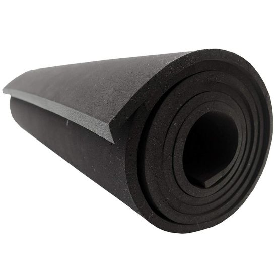 Free Sample Neoprene Rubber Sheet China Manufacture 10mm Thick Neoprene Foam Rubber Mat China Neoprene Rubber Sheet