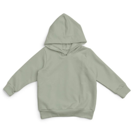Bkd New Arrival Organic Cotton French Baby Hoodie