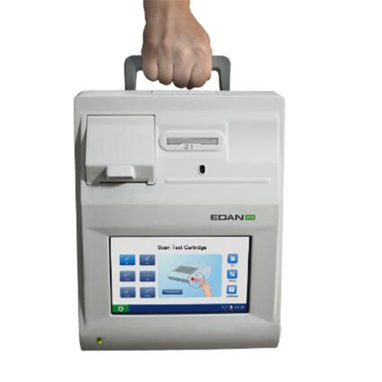 Promotion Portable Blood Gas Analyzer /Blood Gas Electrolyte Analyzer pictures & photos