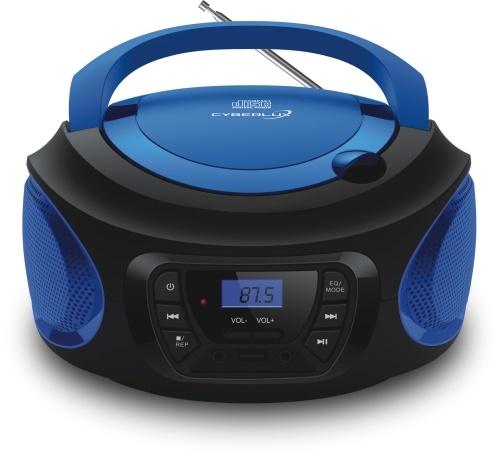 New Portable CD Boombox with DAB Radio