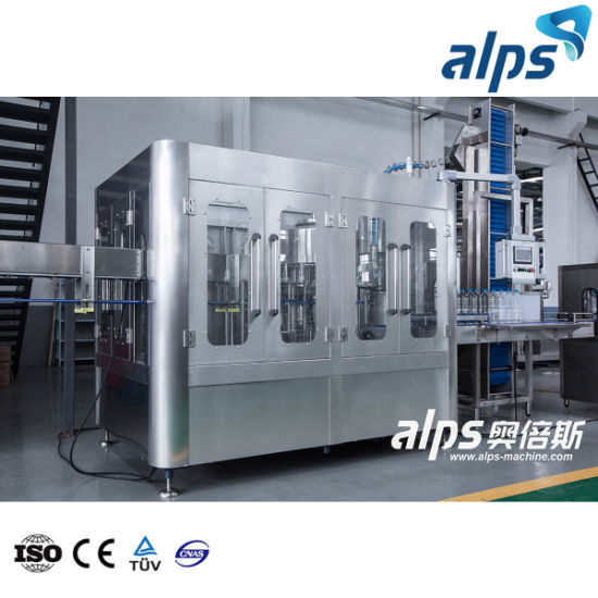 High Quality Drinking Water Pet Filling Machine Plant