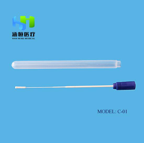 8212 Disposable Virus Sampling Tube Medical Sterile Sampling Swab Oropharyngeal Swab Flocking Swab Kit