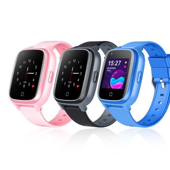 4G WiFi GPS Tracker Kids Phone Watch Sos Call Smart 4G Watch Tracker for Children