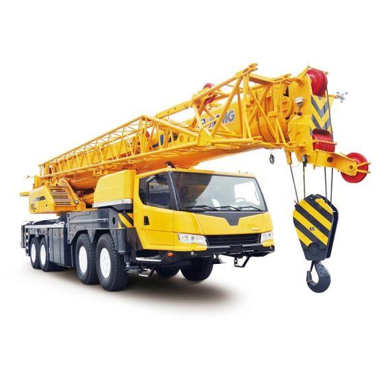 Construction Hydraulic Crane 80 Ton Mobile Truck Crane