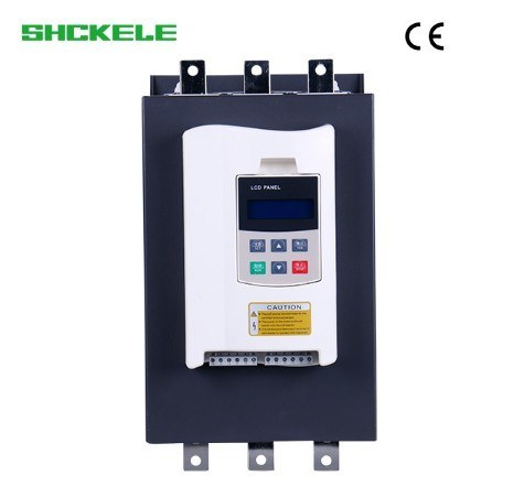 Single Phase AC Motor Soft Starter 115kw for Screw Compressor