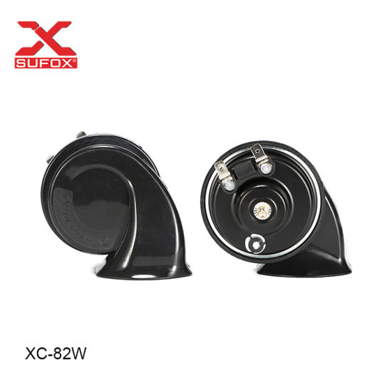 Guangzhou Portable Powerful 12V Horn Car Electric Super Horn with Dracket