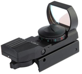 Tactical Reticle Red DOT Sight for 22 mm Rails (BM-RSK6001)