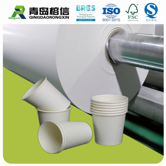 PE Coated Paper Roll for Disposable Paper Cups