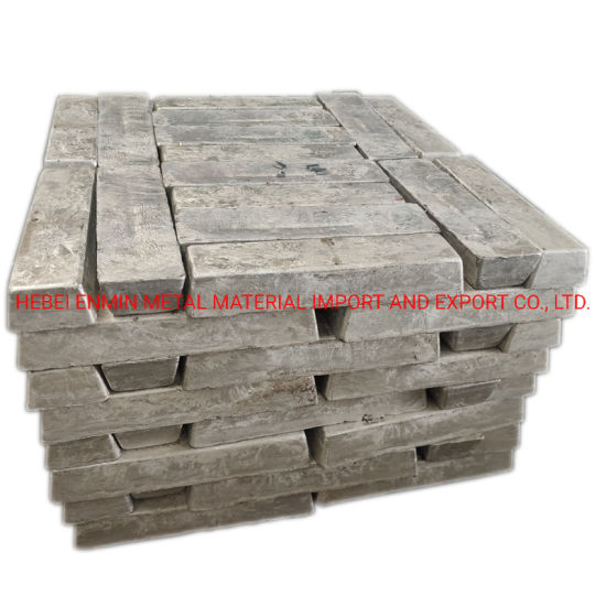 Factory Directly Supply Light Weight High Purity Magnesium Ingot 99.95% Corrosion Resistance Quality Assurance