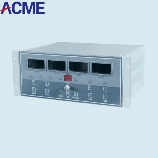 60kv 5mA Melt Blown Fabric Electret Power Supply