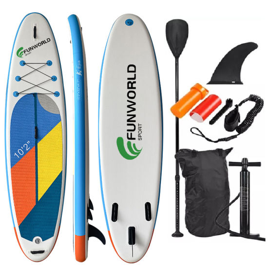 CE Approved Sup Stand up Paddle Board Kayak Manufacture for Water Entertainment Equipment Surfing Long Board Good Quality and Cheap Sup on Sale