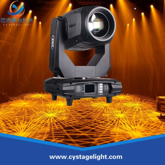 Stage Cmy+CTO Professional Show 380W Beam Spot Wash Moving Head Light
